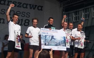 Krosno Glass Running Team